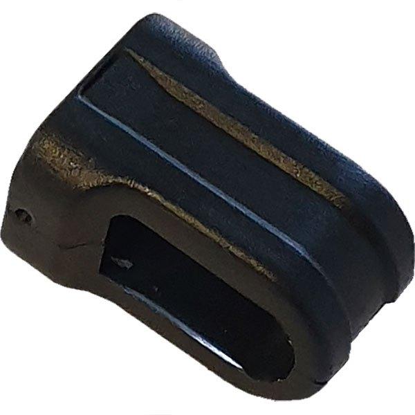 Qi´roc Express Dyneema Pvc Protector 10mm One Size Black