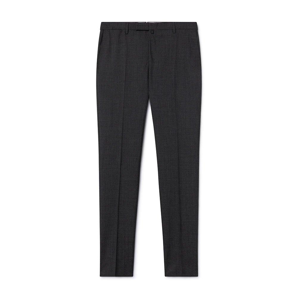 Hackett Mayfair Plain Wool 34 Dark Grey
