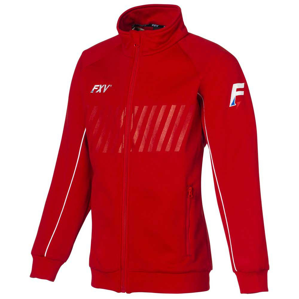 Force Xv Sweat À fermeture Club Action 116 cm Red