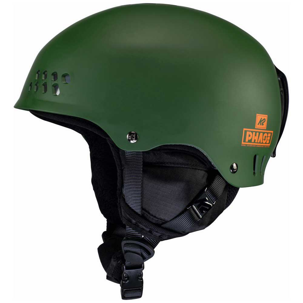 K2 Phase Pro L-XL Forest Green