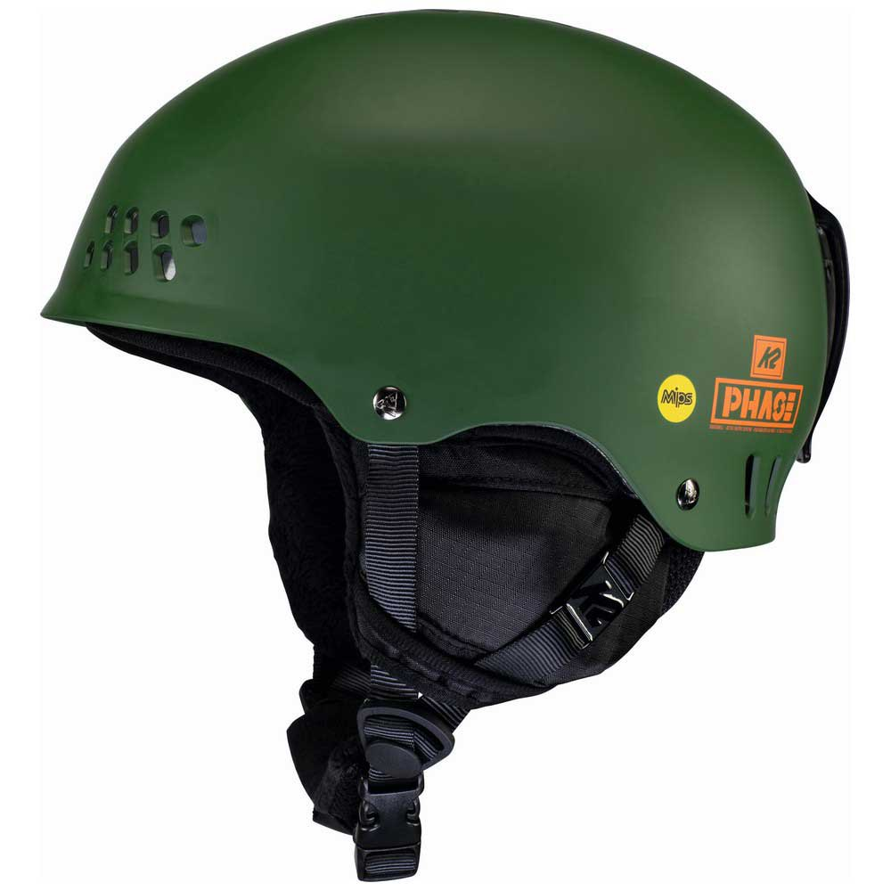 K2 Phase Mips L-XL Forest Green