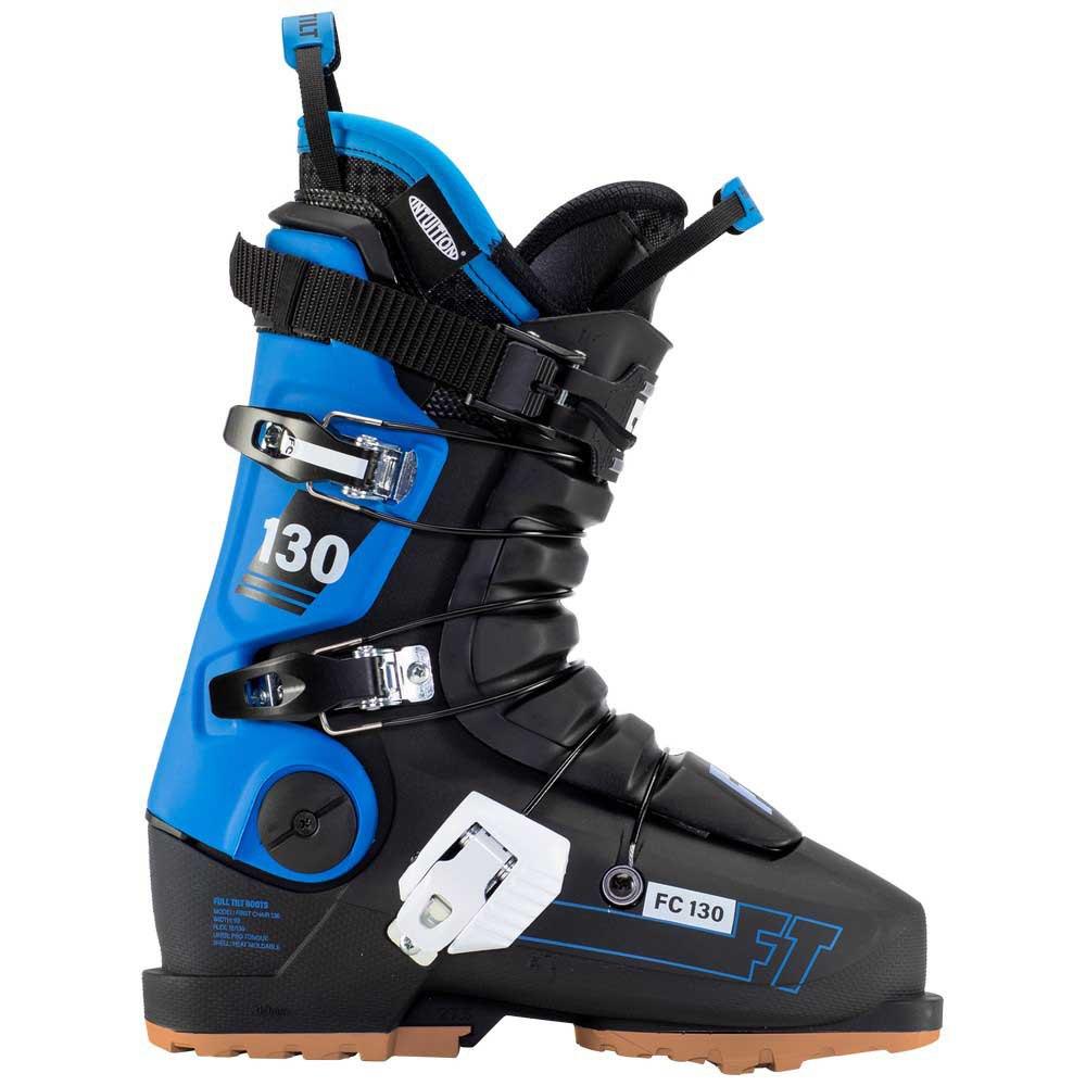 Full Tilt First Chair 130 Alpine Ski Boots 25.5 Blue / Black