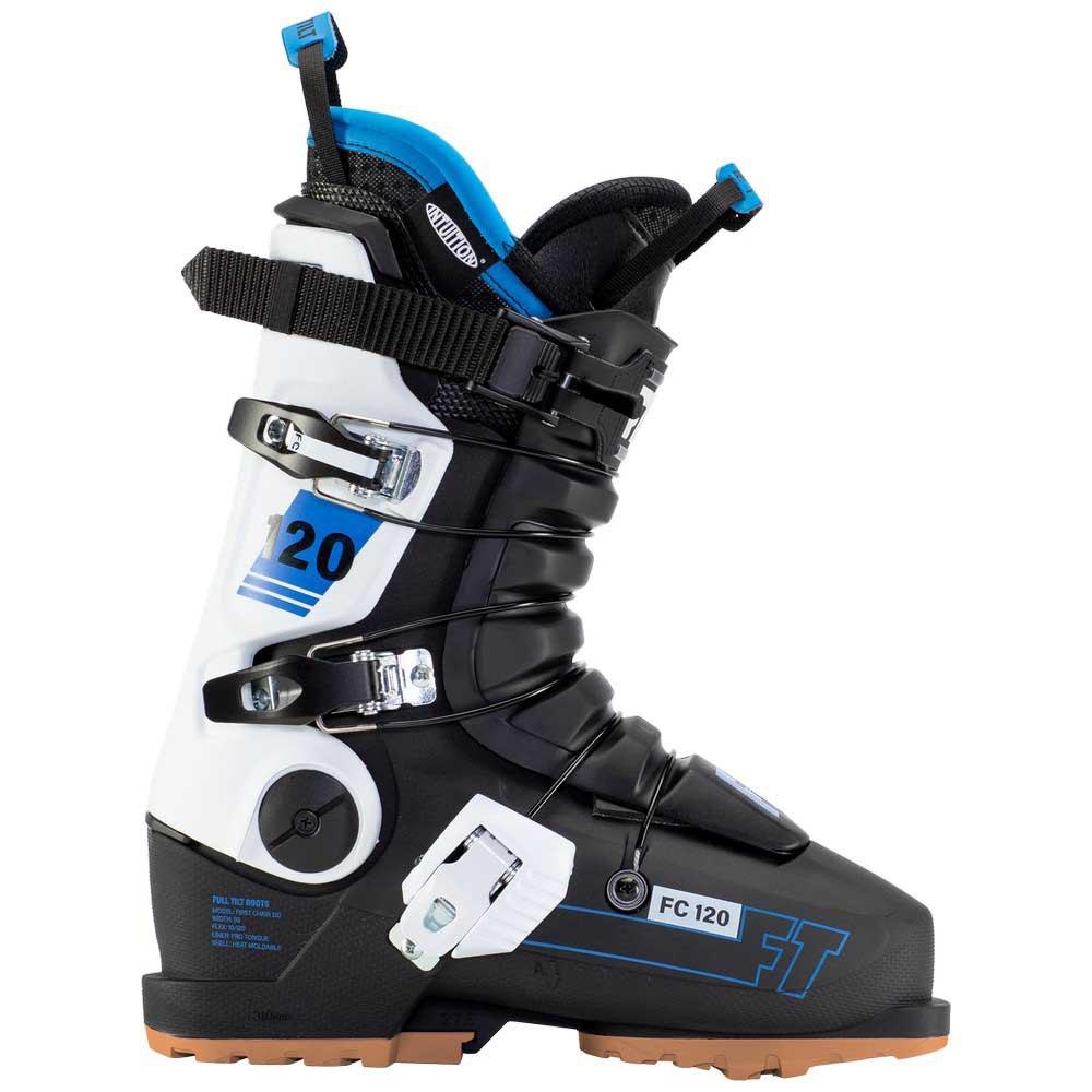 Full Tilt First Chair 120 Alpine Ski Boots 26.5 White / Black / Blue