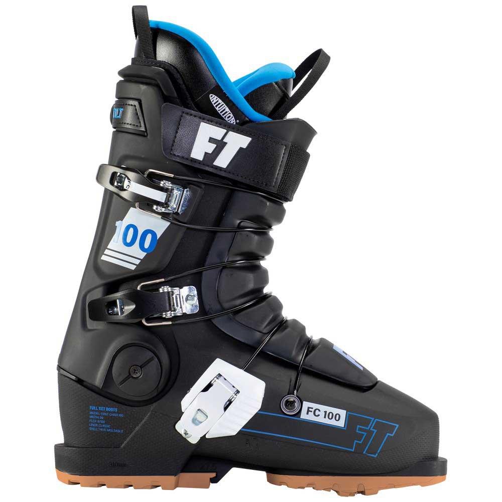 Full Tilt First Chair 100 Alpine Ski Boots 25.5 Black