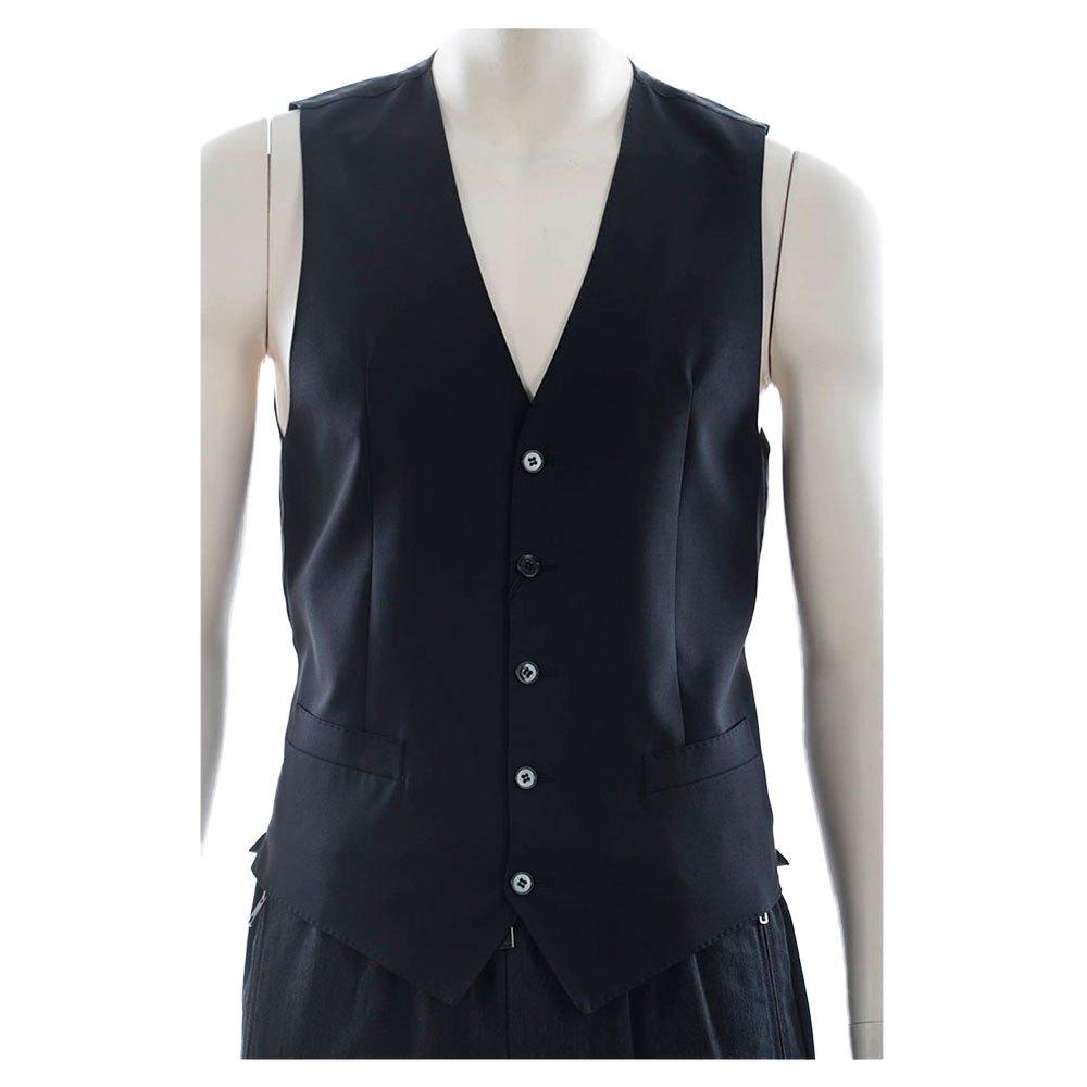 Dolce & Gabbana 701291 Waistcoat 44 Black
