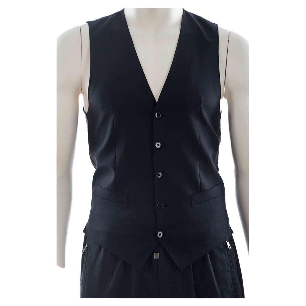 Dolce & Gabbana 715812 Waistcoat 44 Black