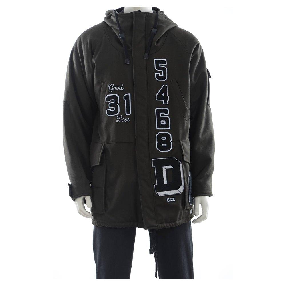 Dolce & Gabbana 725442 Jacket With Zipper 50 Green