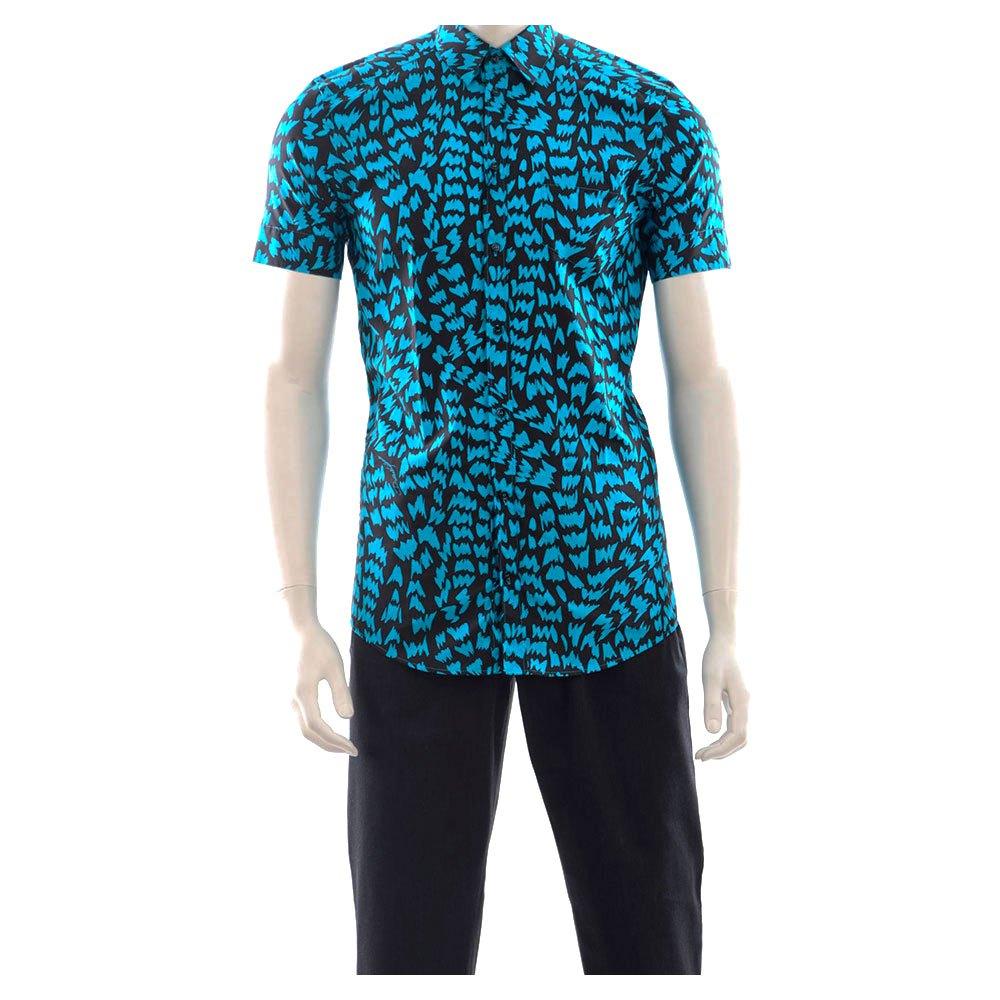 Dolce & Gabbana 728324 Shirt 38 Blue