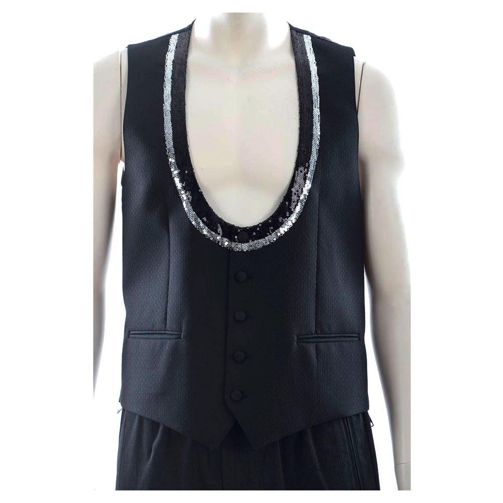 Dolce & Gabbana 729178 Waistcoat 48 Black