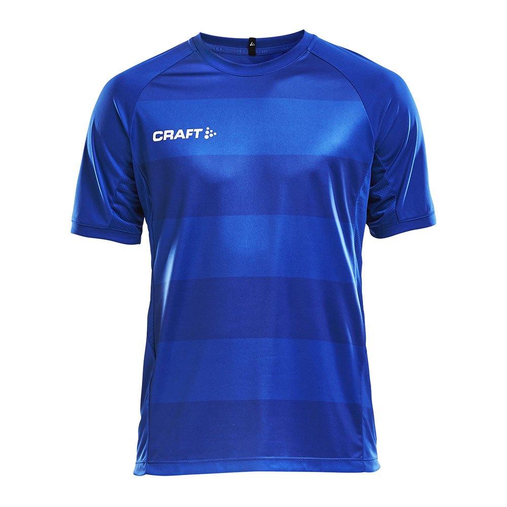Craft T-shirt Manche Courte Progress Graphic XS Royal Blue