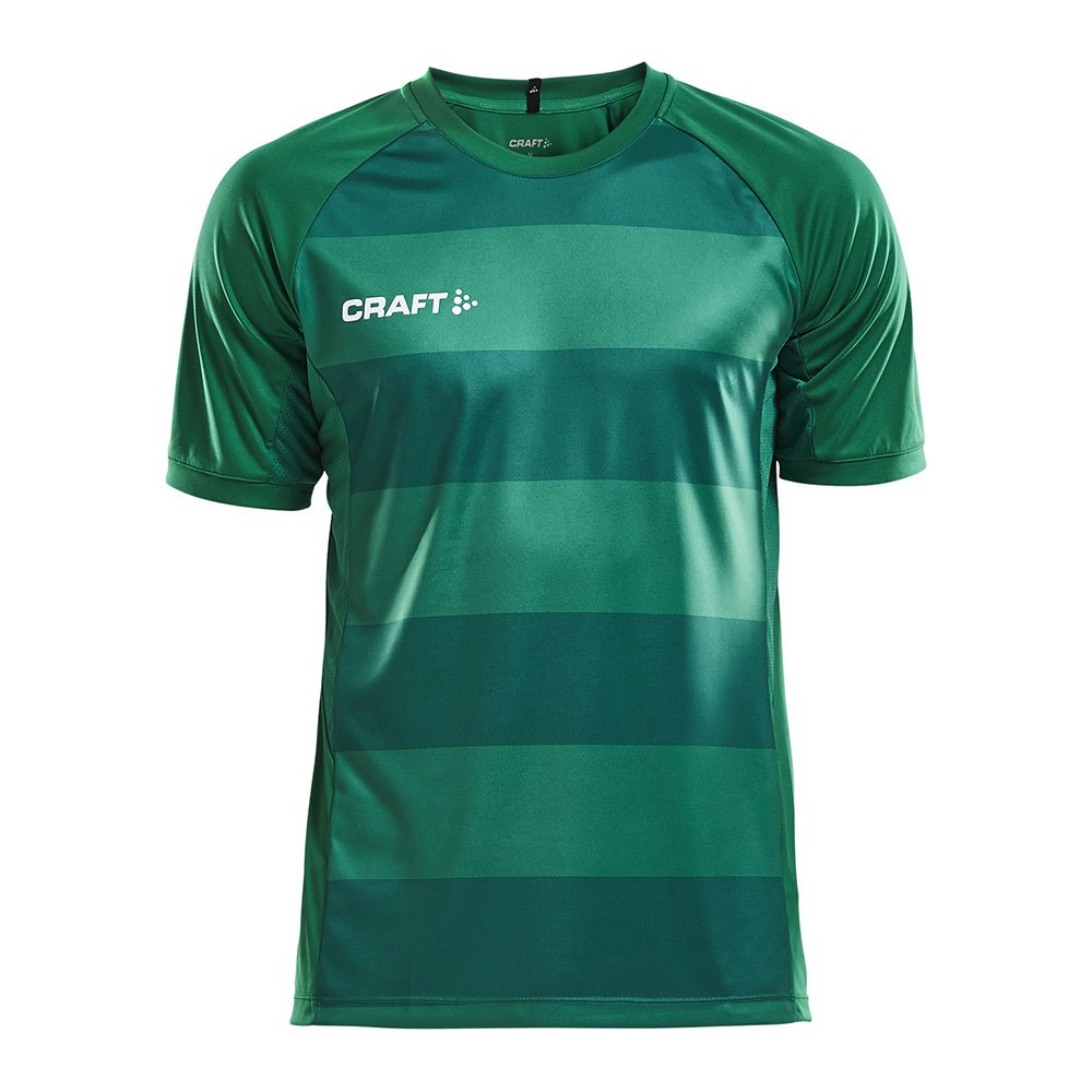 Craft T-shirt Manche Courte Progress Graphic XS Team Green
