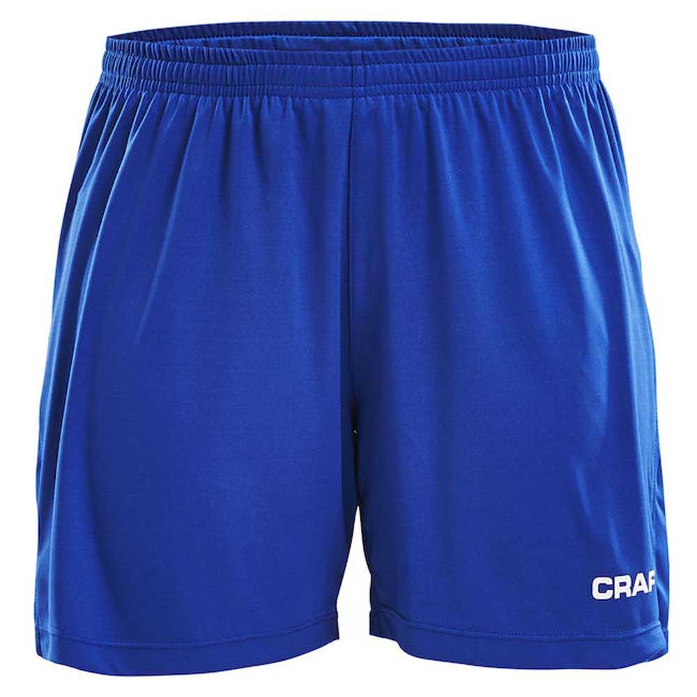 Craft Short Squad Solid S Royal Blue