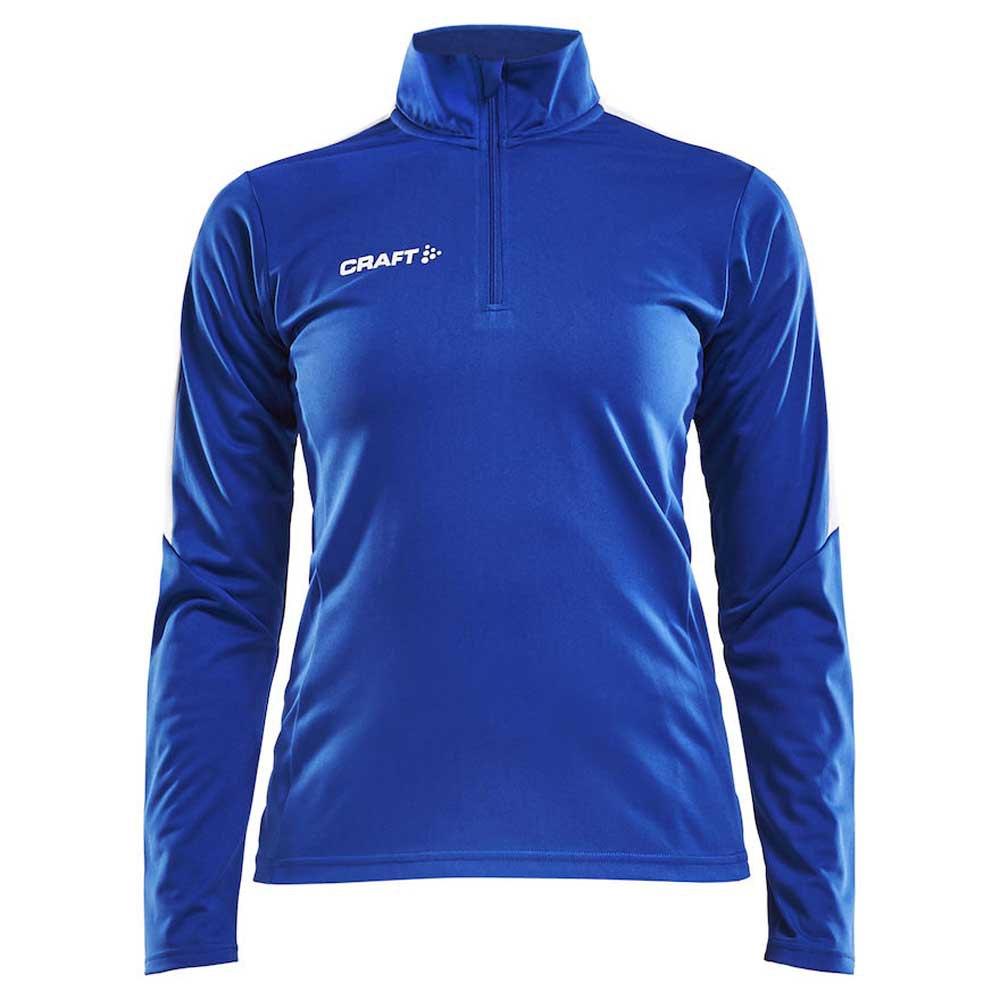 Craft Sweatshirt Progress XS Royal Blue