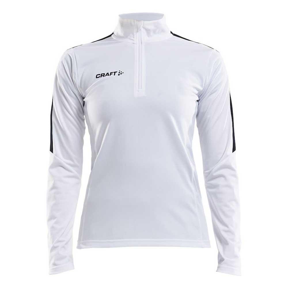 Craft Sweatshirt Progress XS White