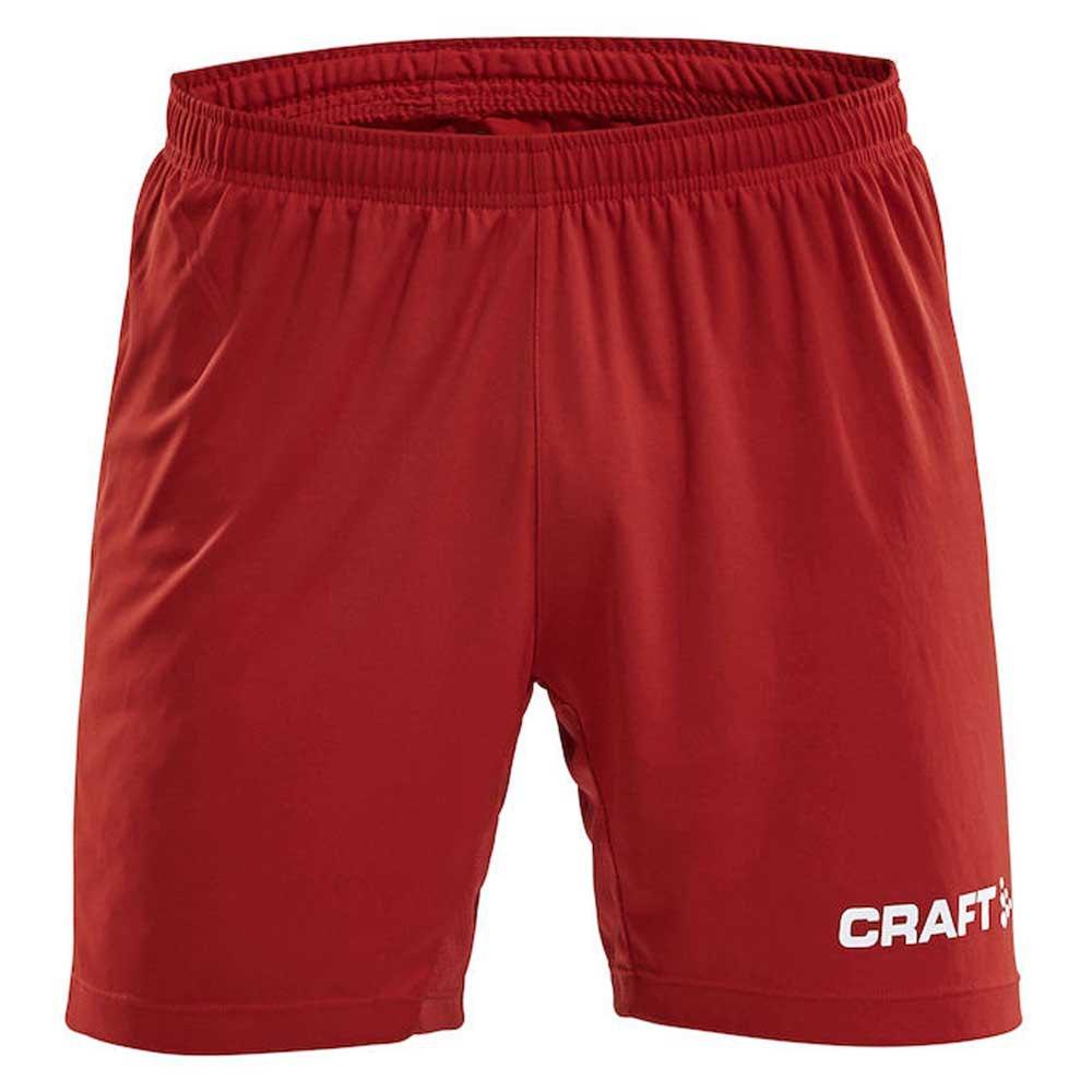 Craft Short Progress Contrast Wb XS Bright Red / Black