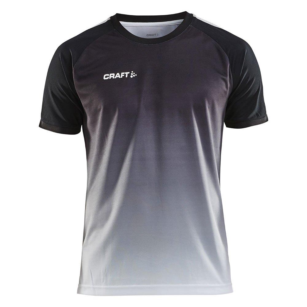 Craft T-shirt Manche Courte Pro Control Fade XS Black / White