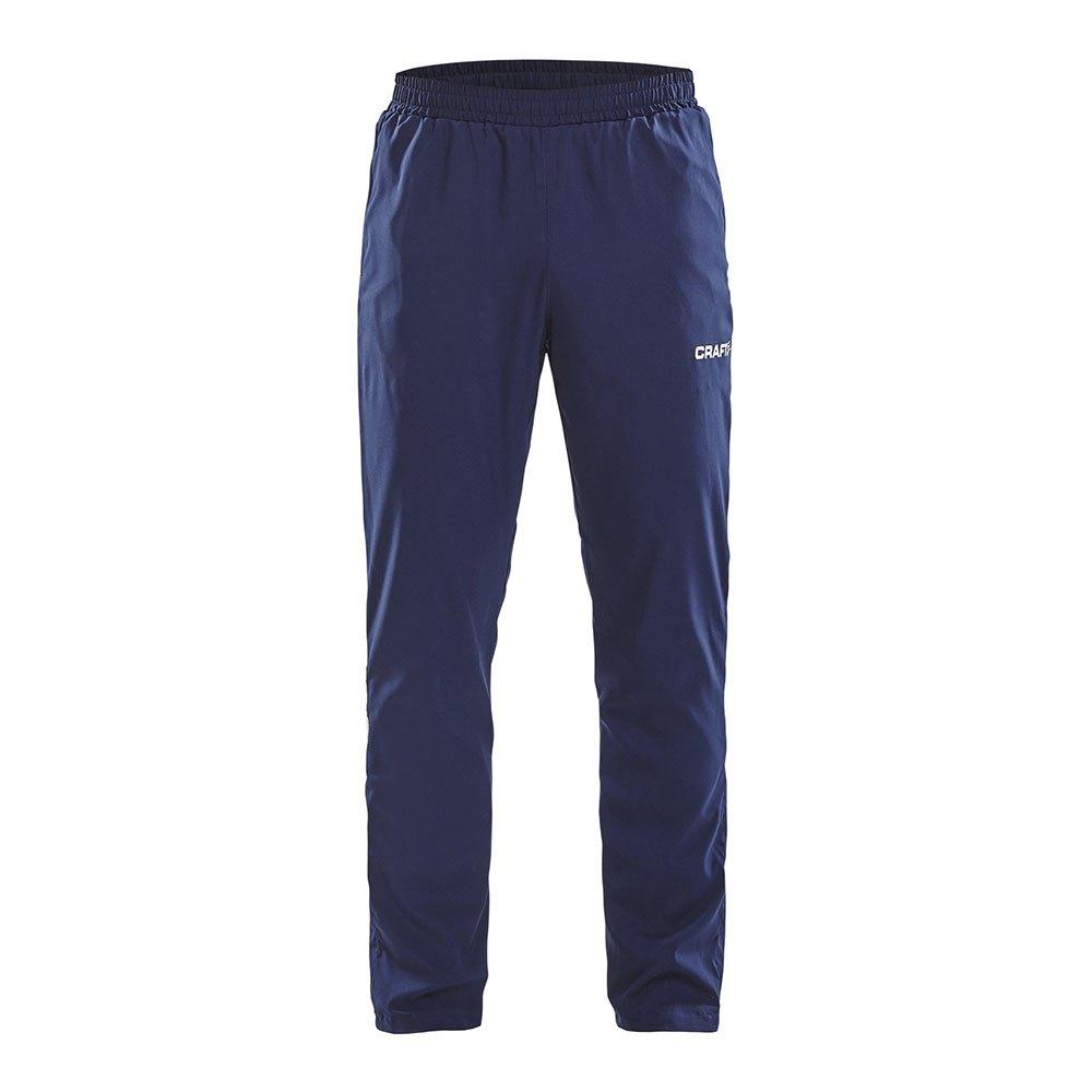 Craft Pantalon Longue Pro Control Woven XS Navy / White