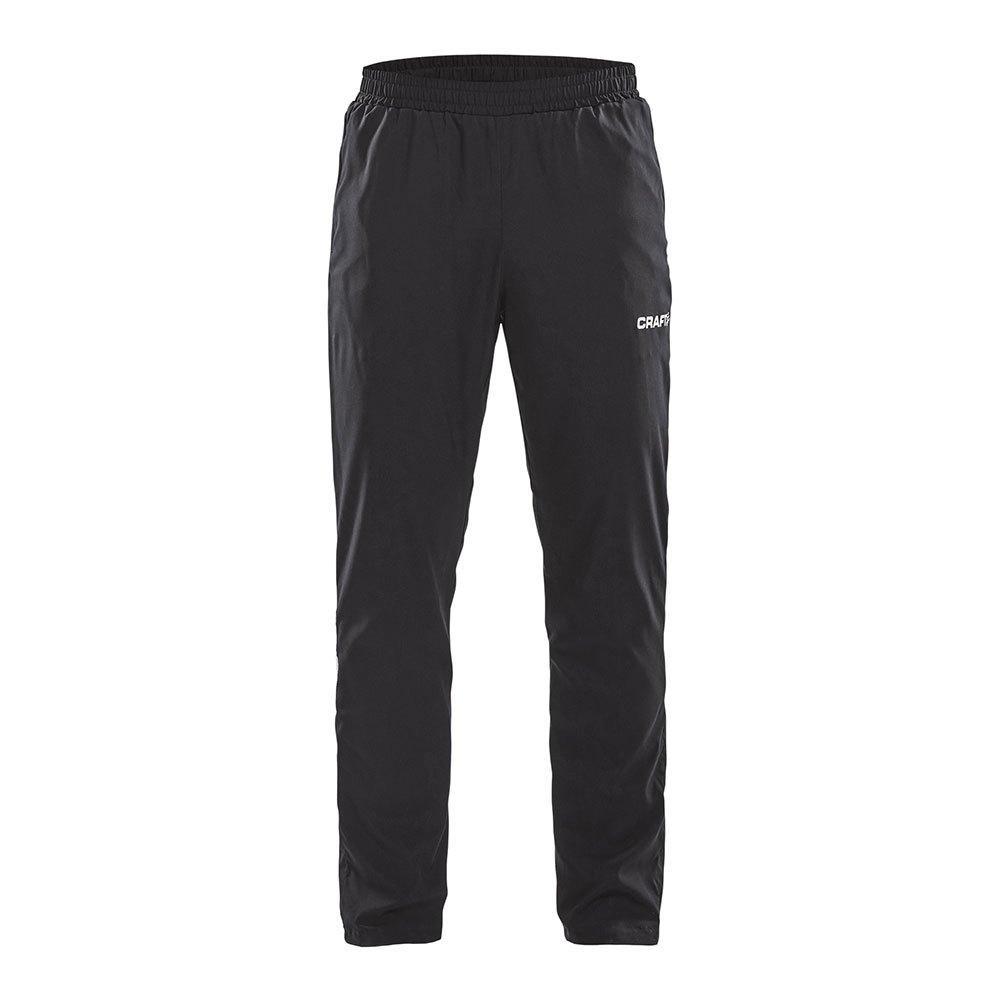 Craft Pantalon Longue Pro Control Woven XS Black / White