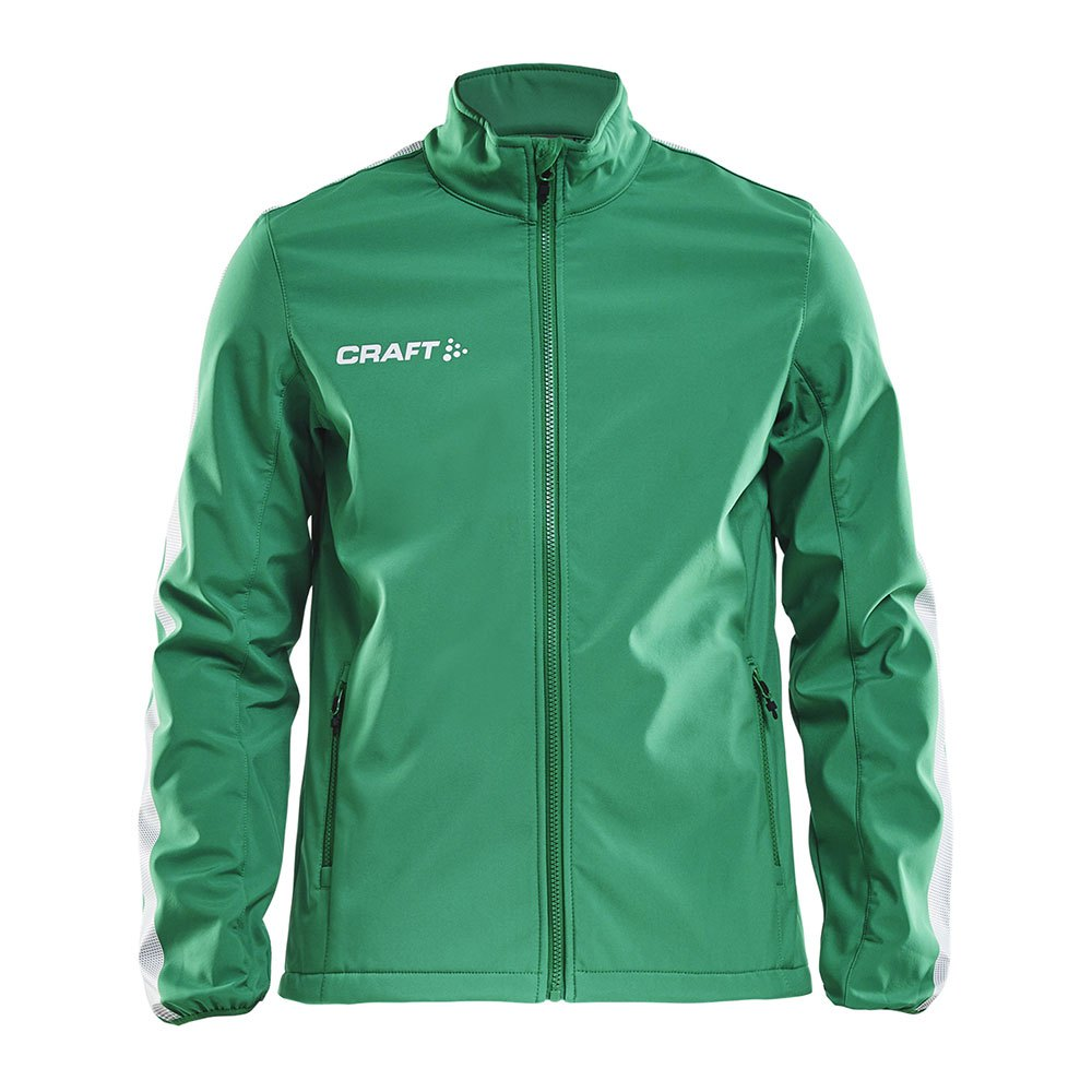 Craft Pro Control Softshell XXL Team Green