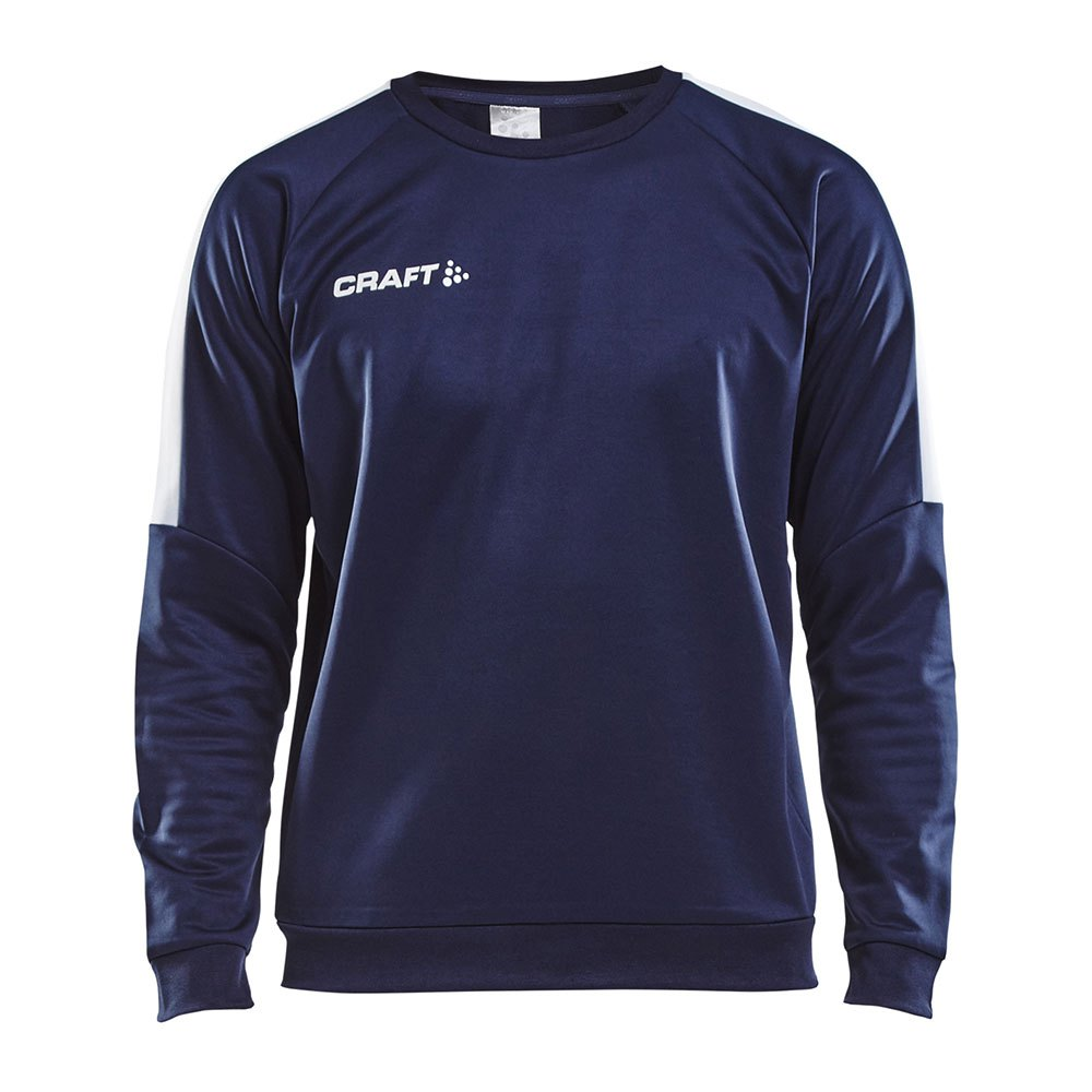 Craft Progress R-neck XS Navy / White