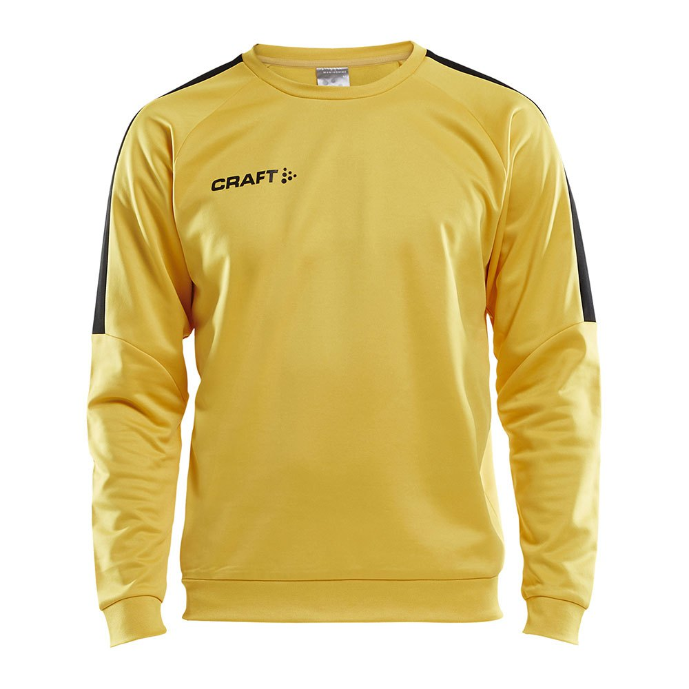 Craft Progress R-neck XS Yellow / Black