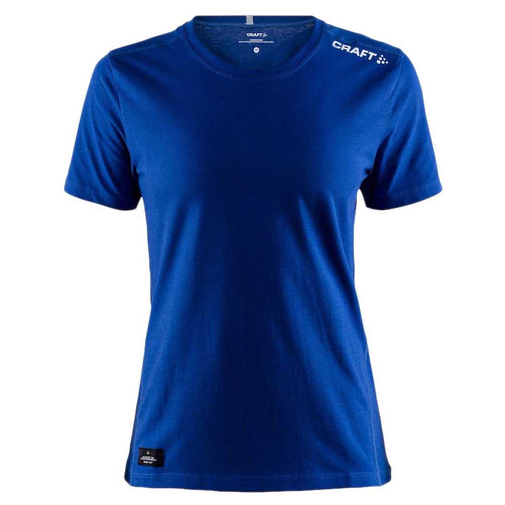 Craft T-shirt Manche Courte Community Mix XS Club Cobalt