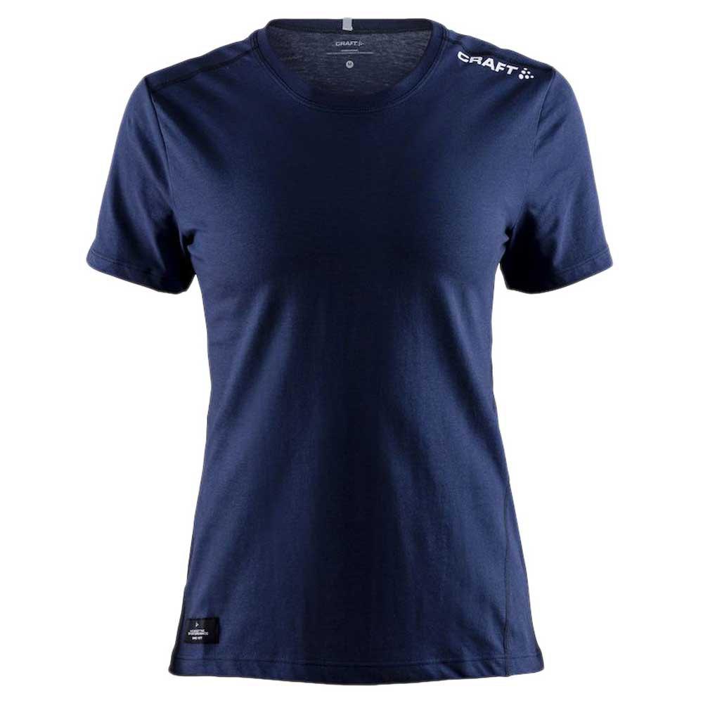 Craft T-shirt Manche Courte Community Mix XS Navy