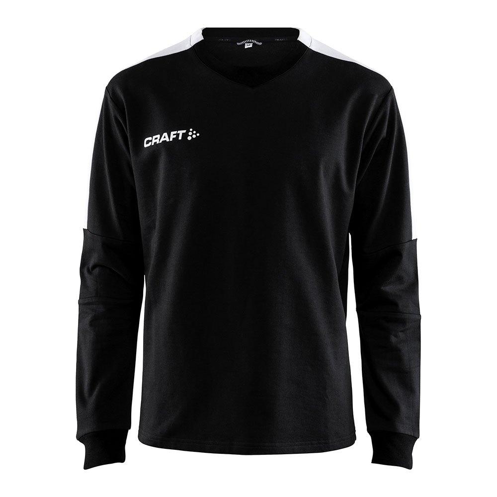Craft Sweatshirt Progress Gk XS Black / White