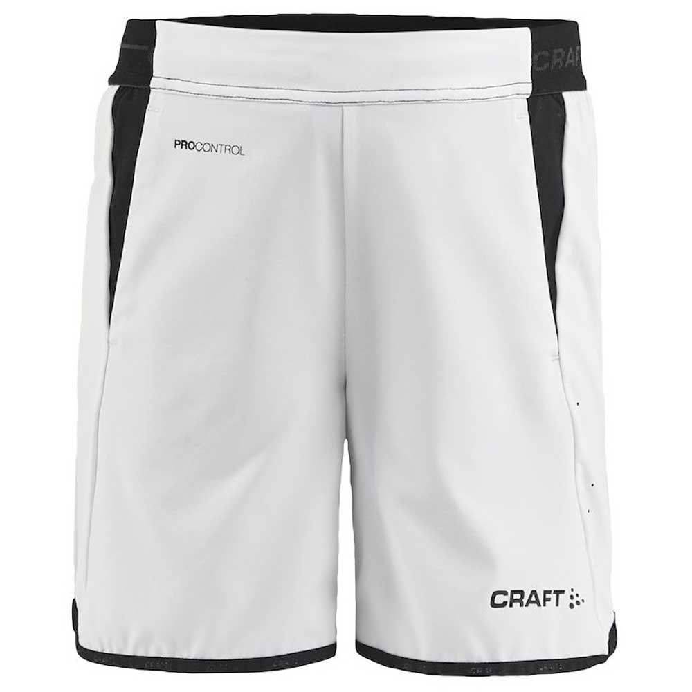 Craft Pro Control Impact 134-140 cm White / Black