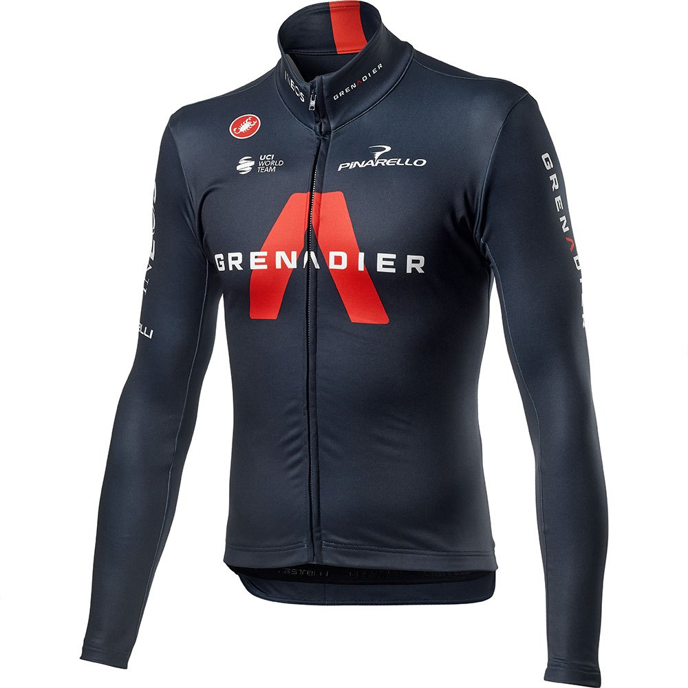 Castelli Thermal Team Ineos Grenadier 2021 XXXL Savile Blue