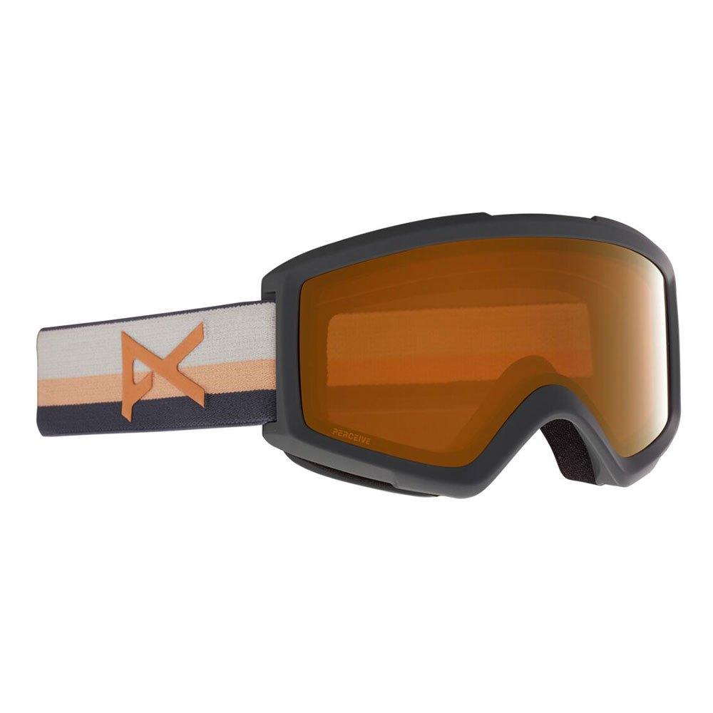 Anon Masque Ski Helix 2.0+lentille De Remplacement Perceive Sunny Bronze/CAT3+Amber/CAT1 Rising