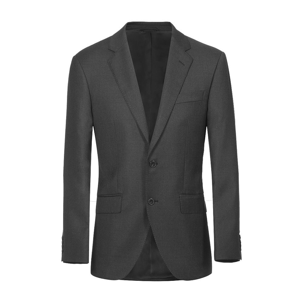 Hackett Plain Wool C 38 Grey