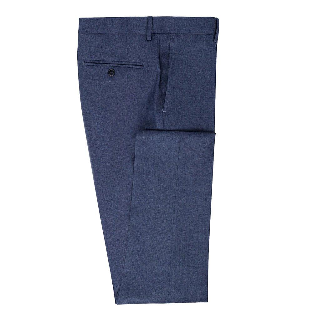 Hackett Plain Wool Twill 31 Blue