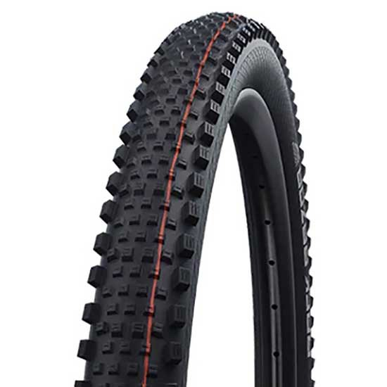 Schwalbe Rock Razor Evo Super Gravity Addix Soft 27.5´´ Tubeless Foldable Mtb Tyre 27.5 x 2.35 Black