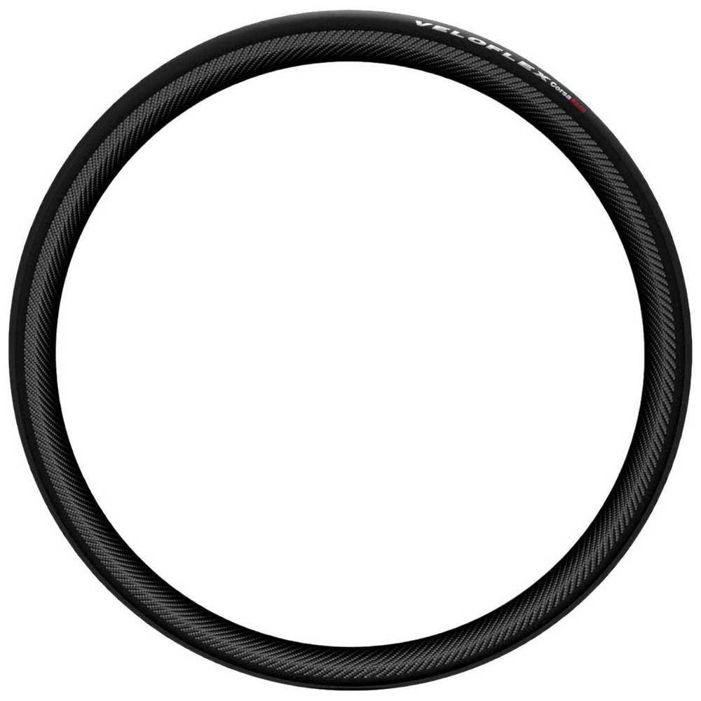 Veloflex Copertone Strada Corsa Race Open Tubular 700 x 23 Black