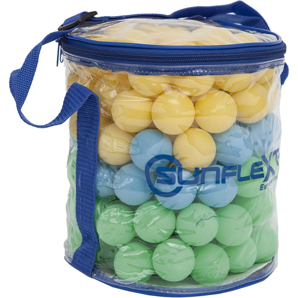 Sunflex Ball Bag 144 Balls Multicolor