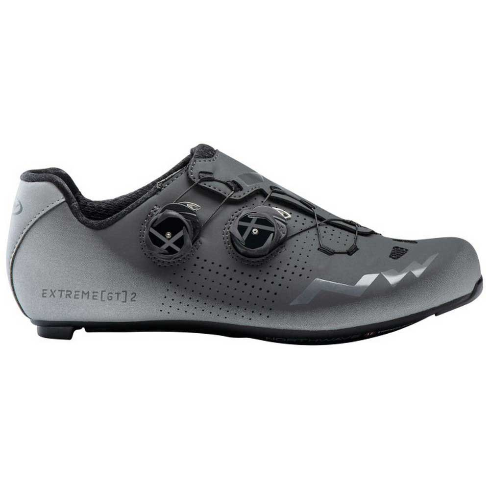 Northwave Extreme Gt 2 Eu 39 Anthracite / Silver