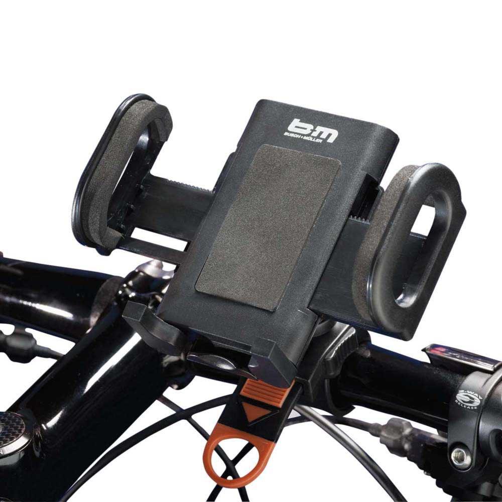 Busch&muller Universal Cockpit Adapter 2.0 One Size Black