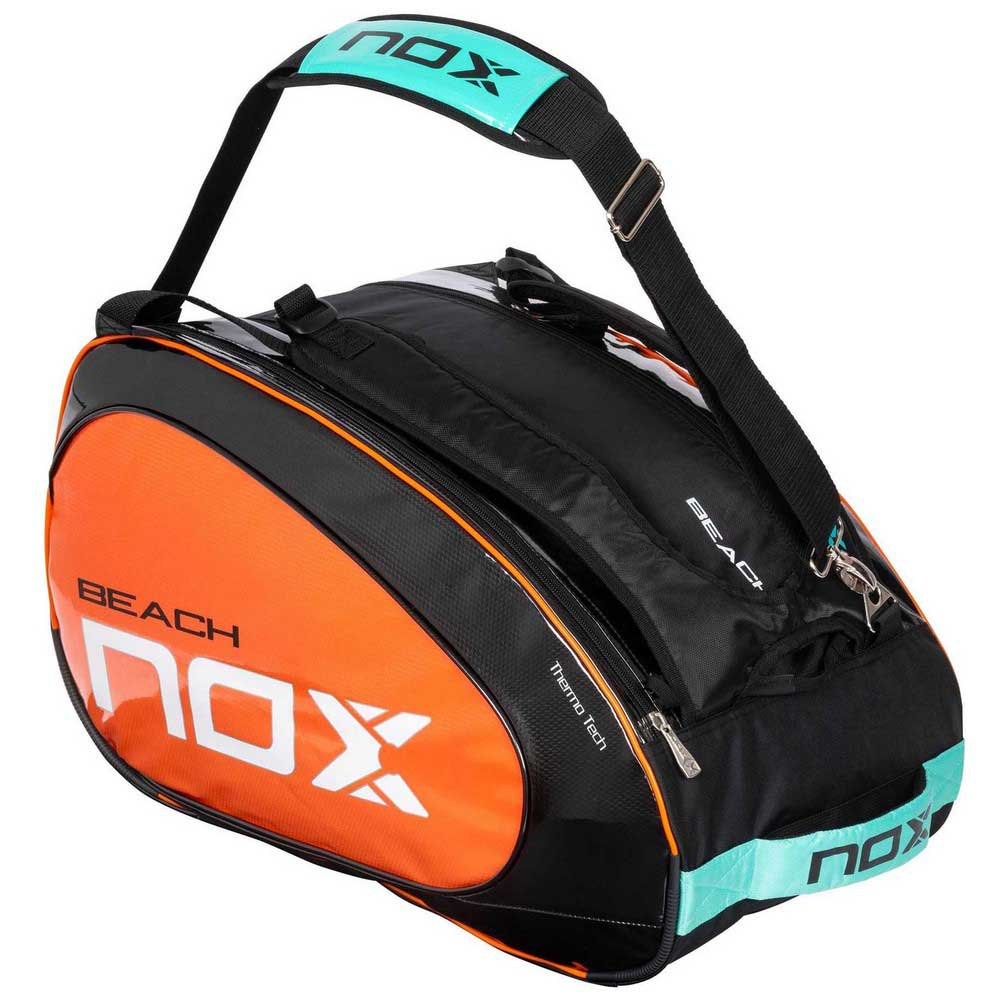 Nox Ar10 One Size Black / Orange / Cyan