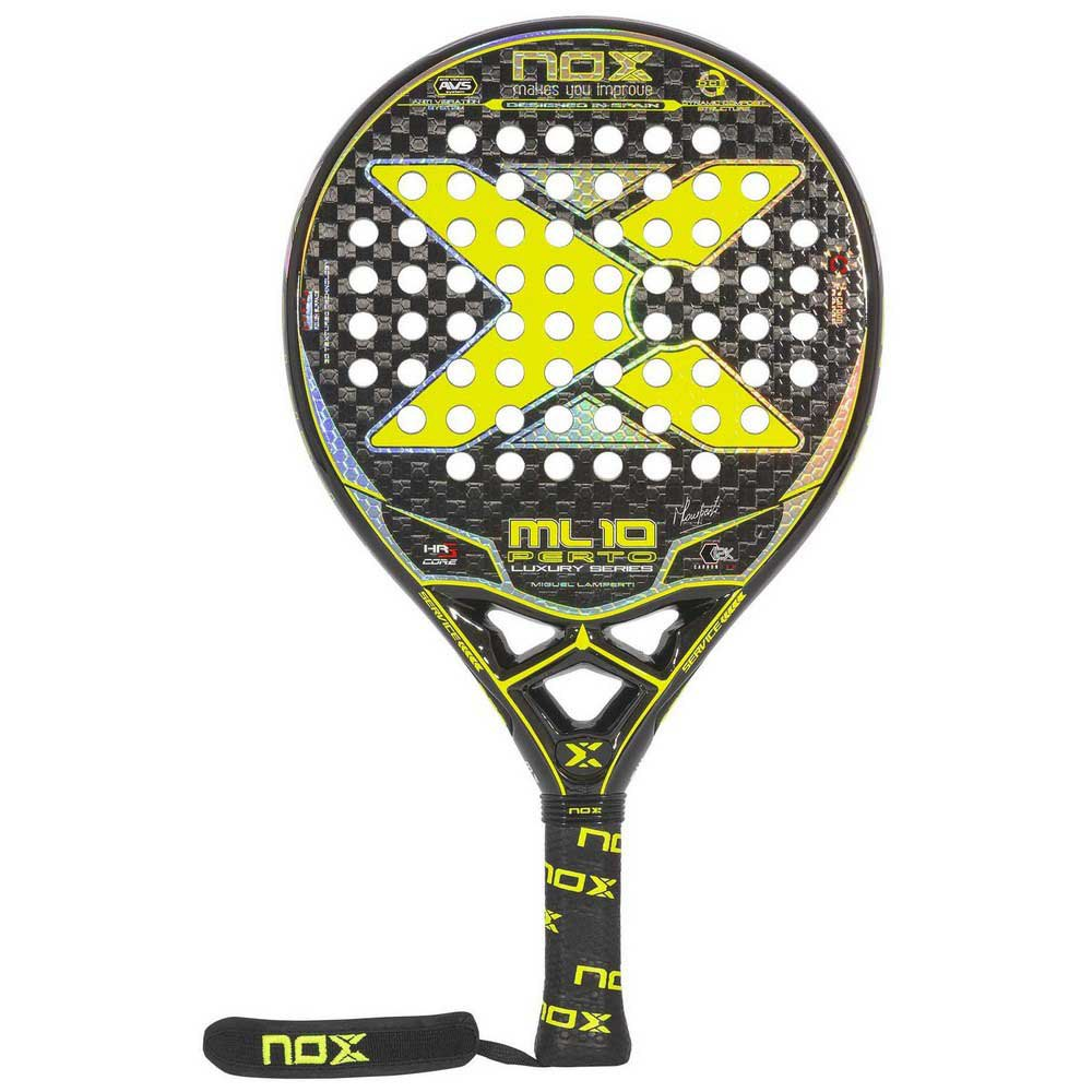 Nox Ml10 Perto One Size Black / Yellow