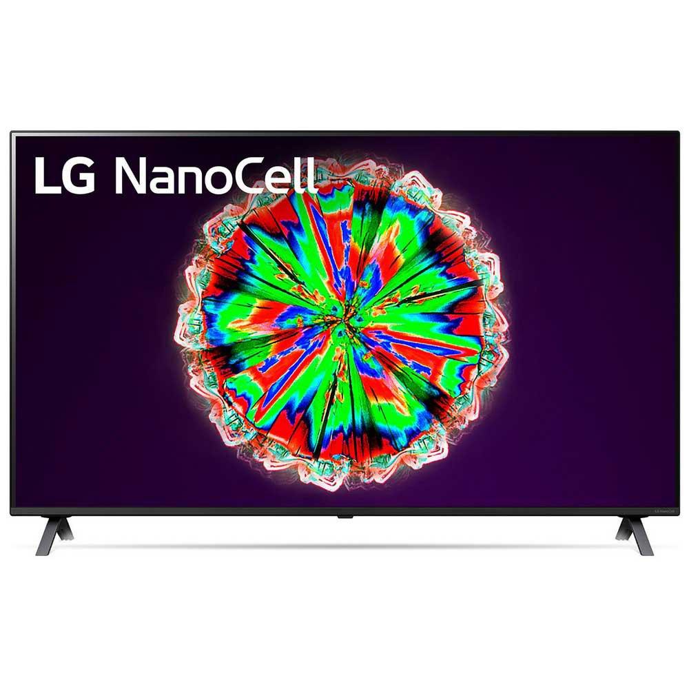Televisor Lg 55nano806na Nanocell 55'' 4k Uhd Led Europe PAL 220V Black