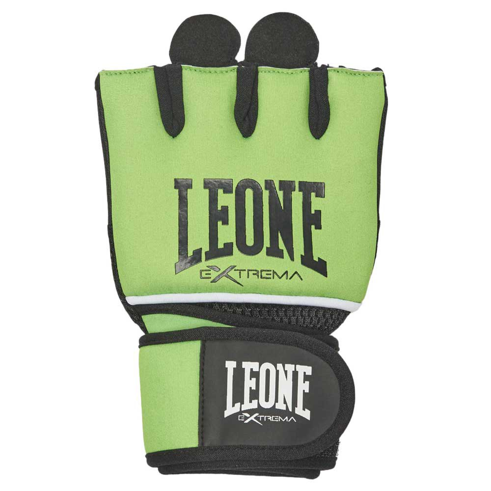 Leone1947 Gants Combat Basic Fit L-XL Fluo Green