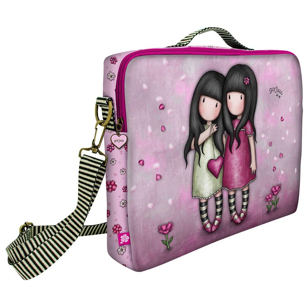 Safta Gorjuss Sparkle & Bloom Laptop Bag One Size You Can Have Mine