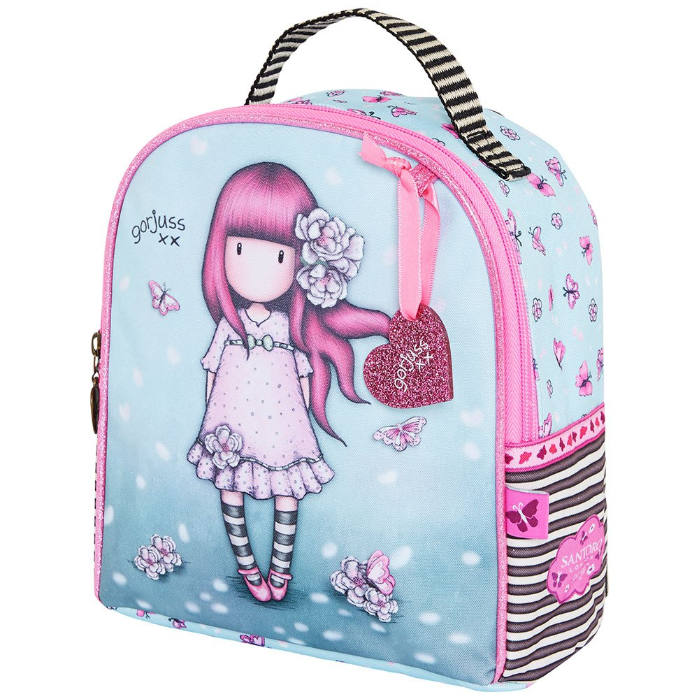 Safta Gorjuss Sparkle & Bloom Mini Rucksack One Size Cherry Blossom