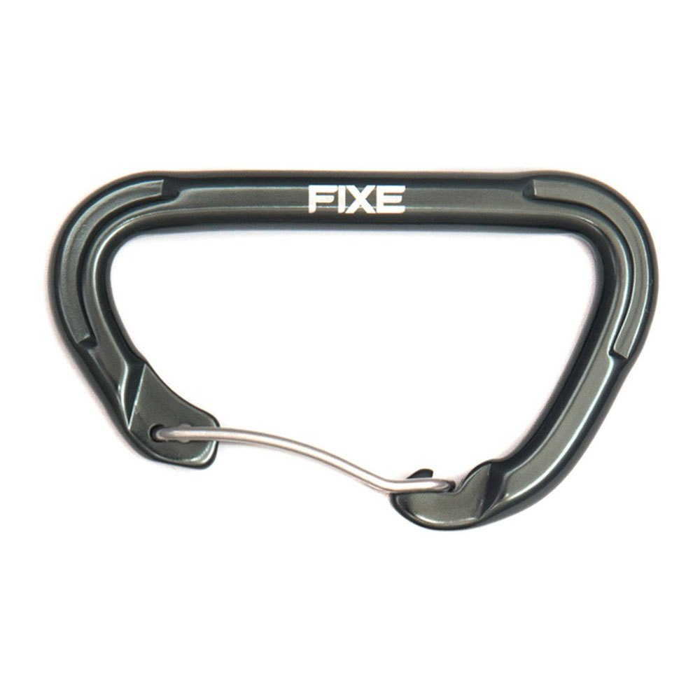 Fixe Climbing Gear Rock Clip One Size Grey