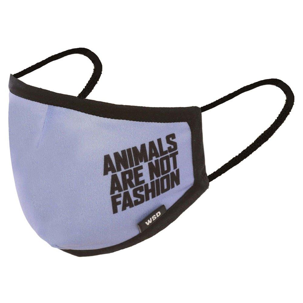 Arch Max Animals Are Not Fashion L-XL Purple