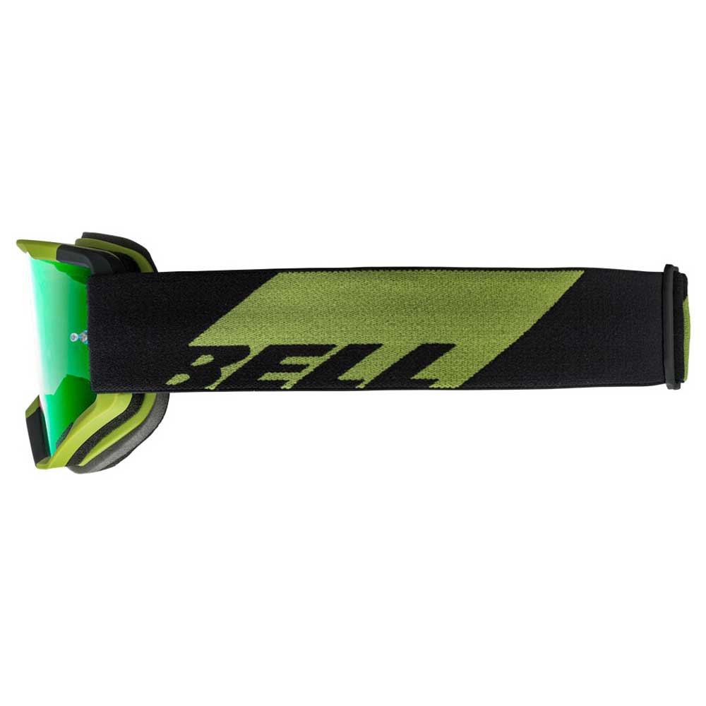 ComprarBell Descender Crossbones Revo Green Mirror Matte Green / Black