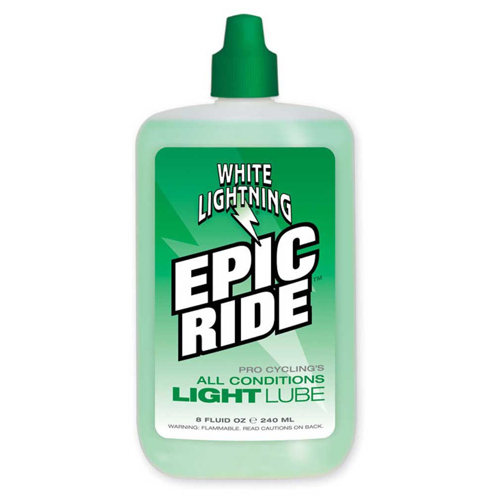 White Lightning Epic Ride 240ml One Size Green