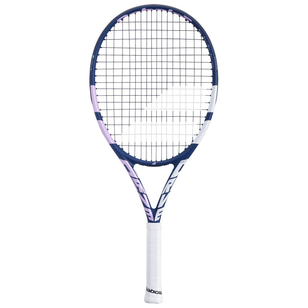Babolat Raquette Tennis Pure Drive 25 00 Navy Blue / Pink / White