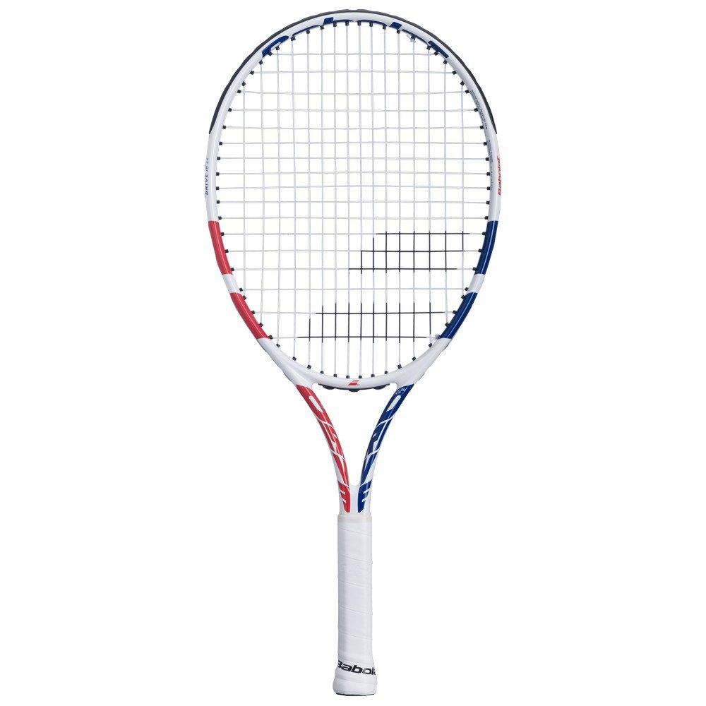 Babolat Raquette Tennis Drive 24 000 White / Blue / Pink